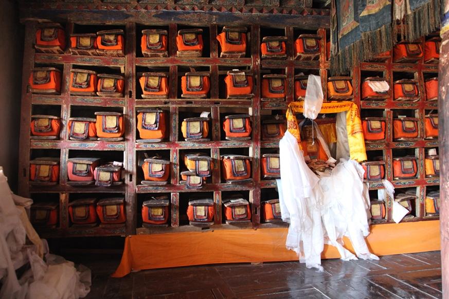 Lamokhang library
