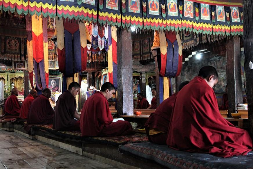 monastero Thiksey