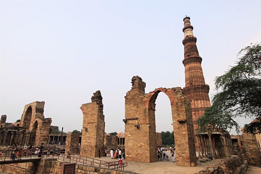 Complesso di Qutb Minar