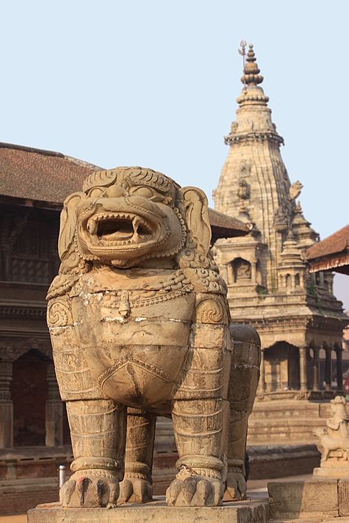 città medioevale di Bhaktapur