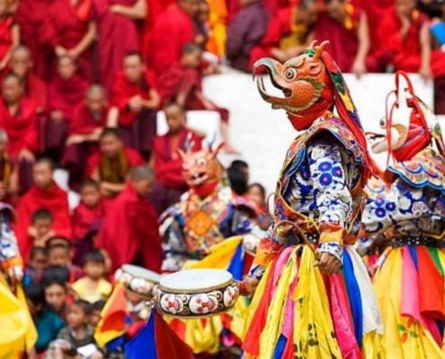 Calendario festival Bhutan 2021