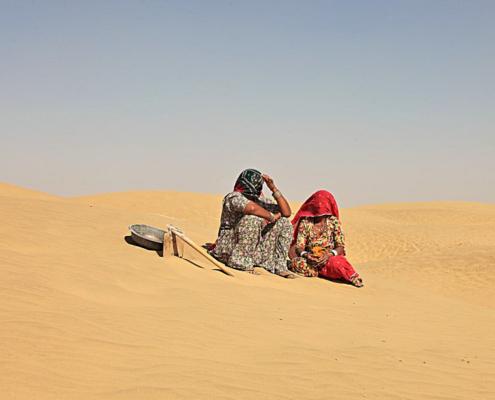 Kuldhara Khuri dune di Sam
