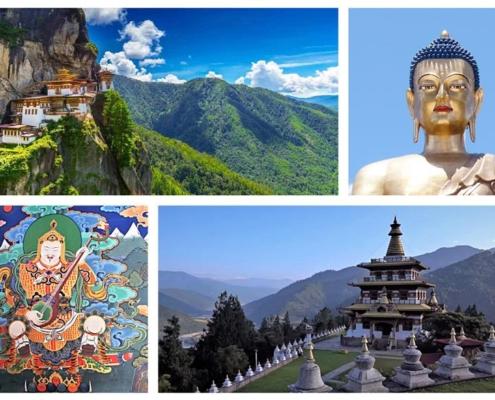 Bhutan cosa vedere