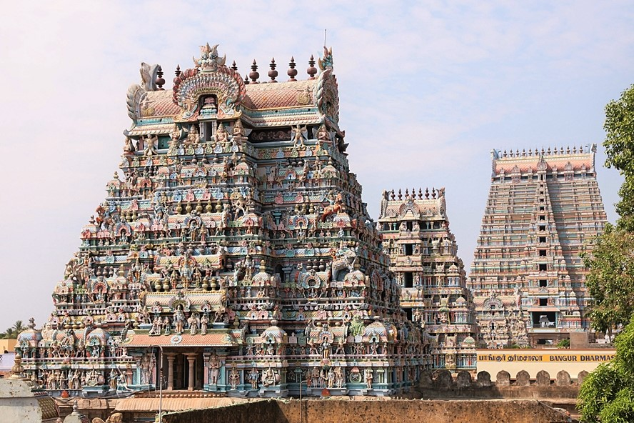 gopura o gopuram