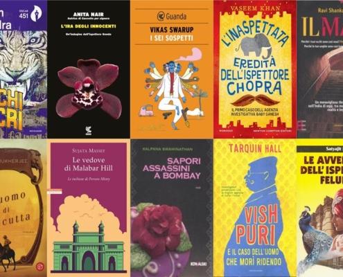 India libri gialli e thriller