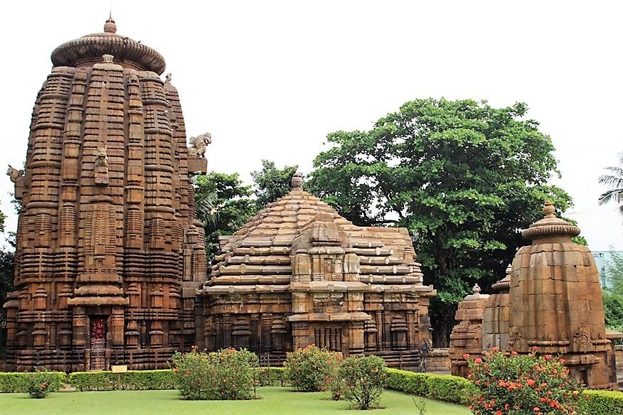 Bhubaneswar città templi