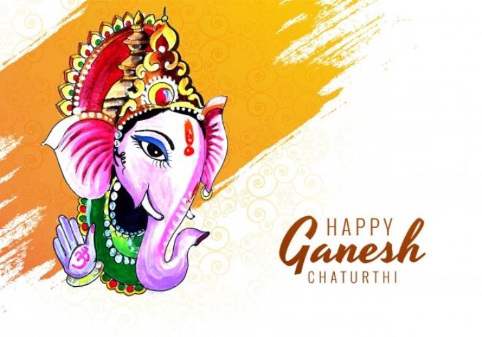 Ganesh Chaturthi celebra nascita Ganesh