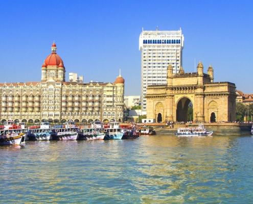 Mumbai porta dell'India